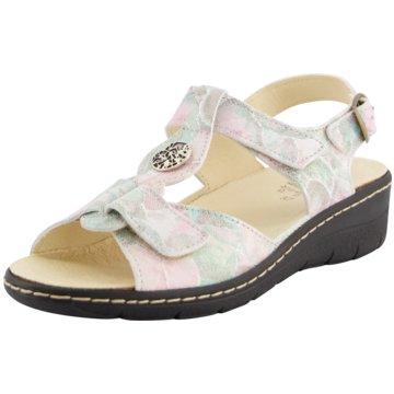 Portina Komfort Sandale bunt