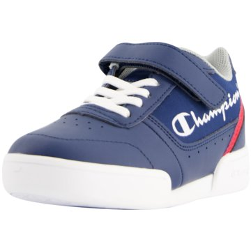 Champion Sneaker Low blau