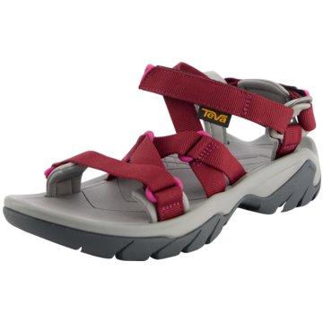 Teva Outdoor Schuh rot