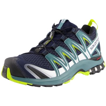 Salomon Outdoor Schuh bunt