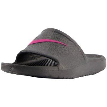 Nike Offene SchuheNike Kawa Shower Little/Big Kids' Slide - BQ6831-002 schwarz