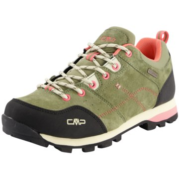 CMP F.lli Campagnolo Outdoor SchuhALCOR LOW WMN TREKKING SHOE WP - 39Q4896 oliv
