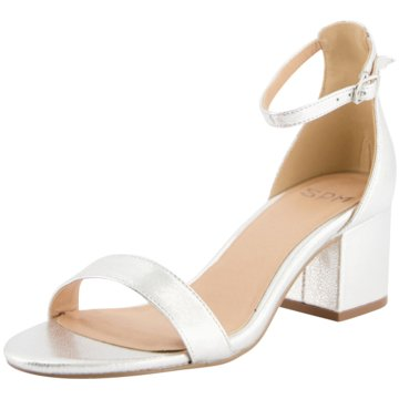 SPM Shoes & Boots Sandalette silber