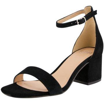SPM Shoes & Boots Sandalette schwarz