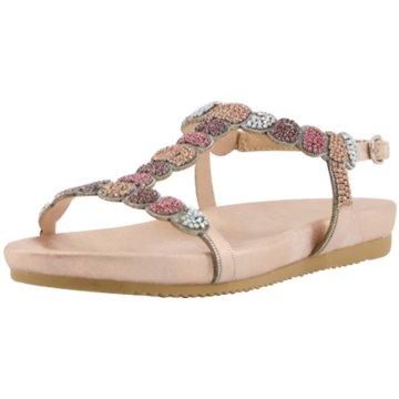 Alma en Pena Sandale rosa