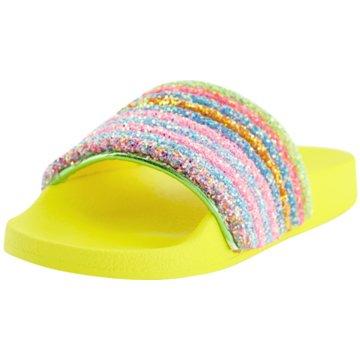 Colors of California Offene Schuhe bunt
