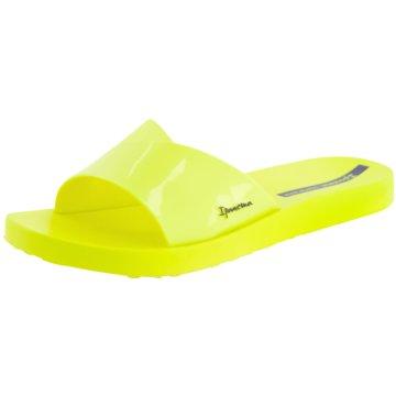 Ipanema Badeschuh gelb