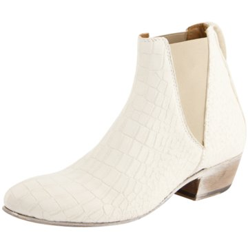 Moma Chelsea Boot weiß