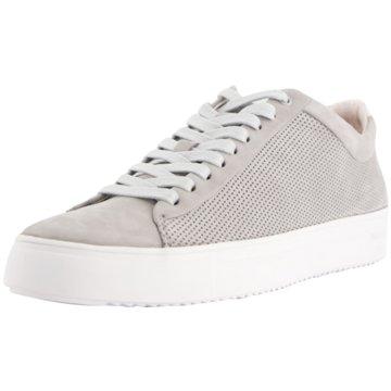Blackstone Sneaker Low grau