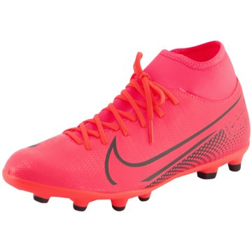Nike Nocken-SohleNike Mercurial Superfly 7 Club MG - AT7949-606 rot