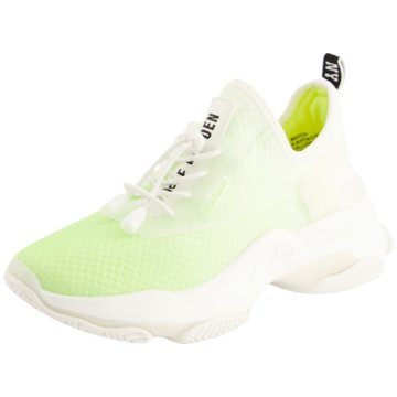 Steve Madden Sneaker World gelb