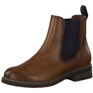 Tamaris Chelsea Boot braun