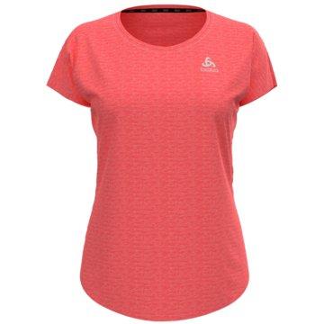 ODLO T-ShirtsT-SHIRT S/S CREW NECK RUN EASY - 312701 rot