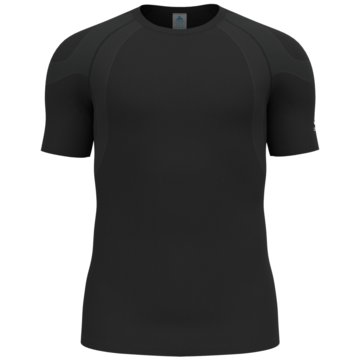 ODLO T-ShirtsT-SHIRT S/S CREW NECK ACTIVE S - 313272 schwarz