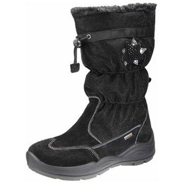 Imac Komfort Stiefel schwarz