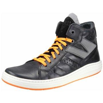 Jochie & Freaks Sneaker High schwarz