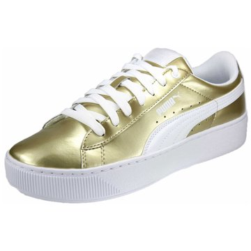 Puma Sneaker Low gold