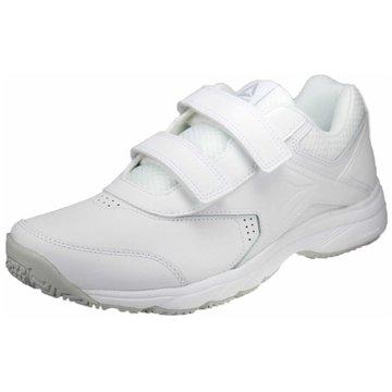 Reebok Komfort Slipper weiß