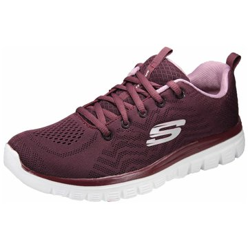 Skechers TrainingsschuheGRACEFUL - GET CONNECTED rot