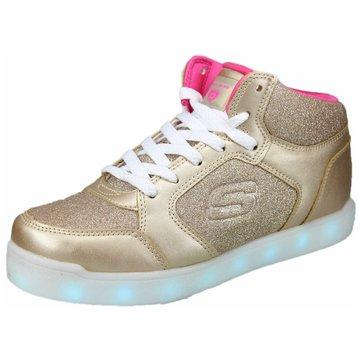 Skechers Skaterschuh gold