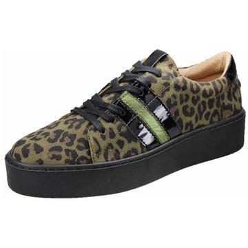 DWRS Sneaker Low oliv