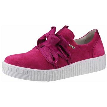 Gabor Plateau Sneaker pink
