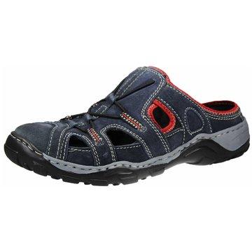 Pölking Komfort Schuh blau