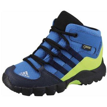 adidas Slipper blau