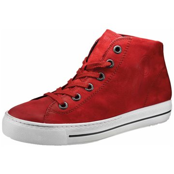Paul Green Sneaker High rot