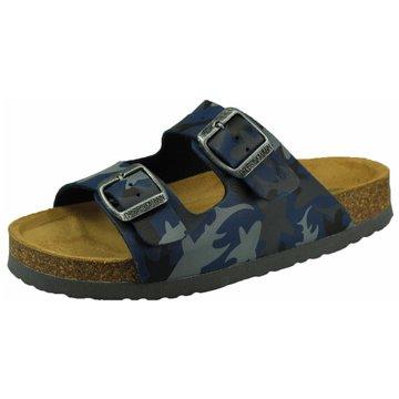 Dr. Brinkmann Offene Schuhe blau