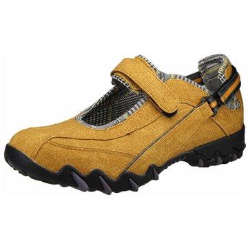 Allrounder Komfort Slipper gelb