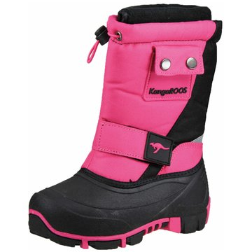 KangaROOS Winterstiefel pink