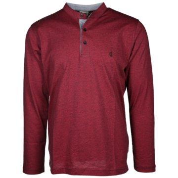 wind sportswear Langarmshirts rot