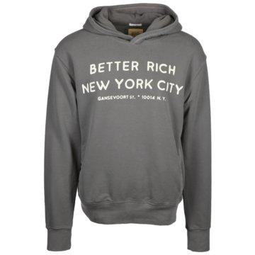 Better Rich HoodiesHoody Gansevoort grau