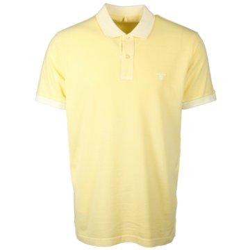 Gant Poloshirts gelb