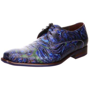 Floris van Bommel Business blau