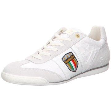 Pantofola d` Oro Sneaker LowFortezza weiß