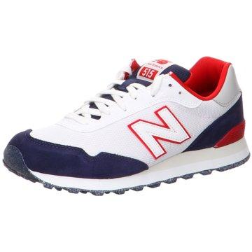 New Balance Sneaker LowML515 D - 776941 60 weiß