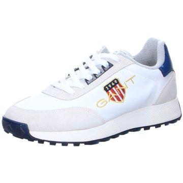 Gant Sneaker LowGarold weiß