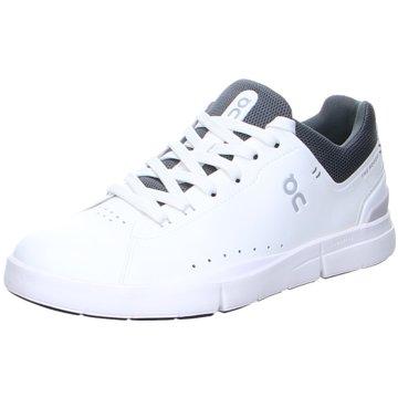 ON Sneaker LowThe Roger Advantage weiß
