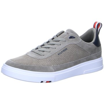 Tommy Hilfiger Sneaker LowModern Cupsole Perf grau