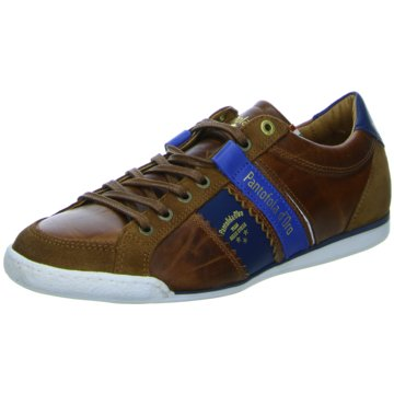 Pantofola d` Oro Sneaker LowSavio Romagna Uomo Low braun