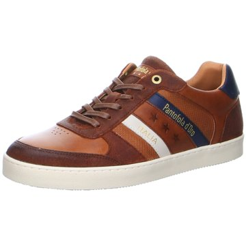 Pantofola d` Oro Sneaker LowSoverato Uomo Low braun