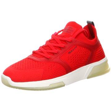 Gant Sneaker LowHightown rot