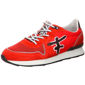 Floris van Bommel Sneaker LowFloris Sport rot