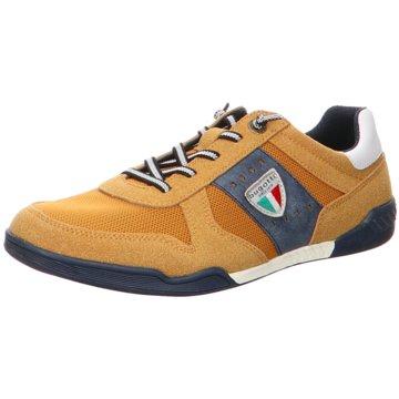 Bugatti Sneaker LowLunar Exko gelb