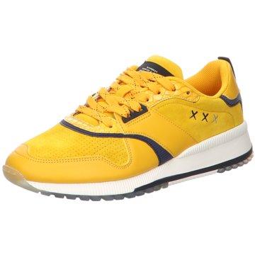 Scotch & Soda Sneaker LowVivex Low gelb
