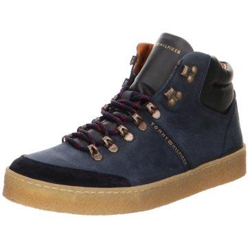 Tommy Hilfiger Sneaker HighLogan 4 blau