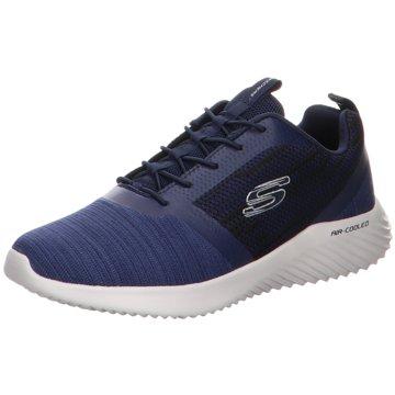 Skechers Sneaker LowBounder blau