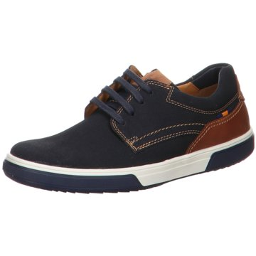 Fretz Men Sneaker Low blau